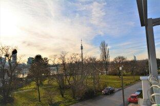 Dachterrassentraum direkt An der oberen Alten Donau 4 Zimmer 120m²+20m² Terrasse AUF EIGENGRUND