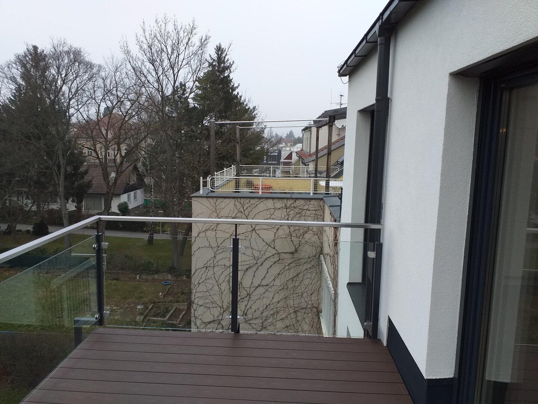 Ausblick Ost-Balkon