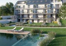 Penthouse für Single mit Homeoffice - großzügigem Schwimmteich – Top 25