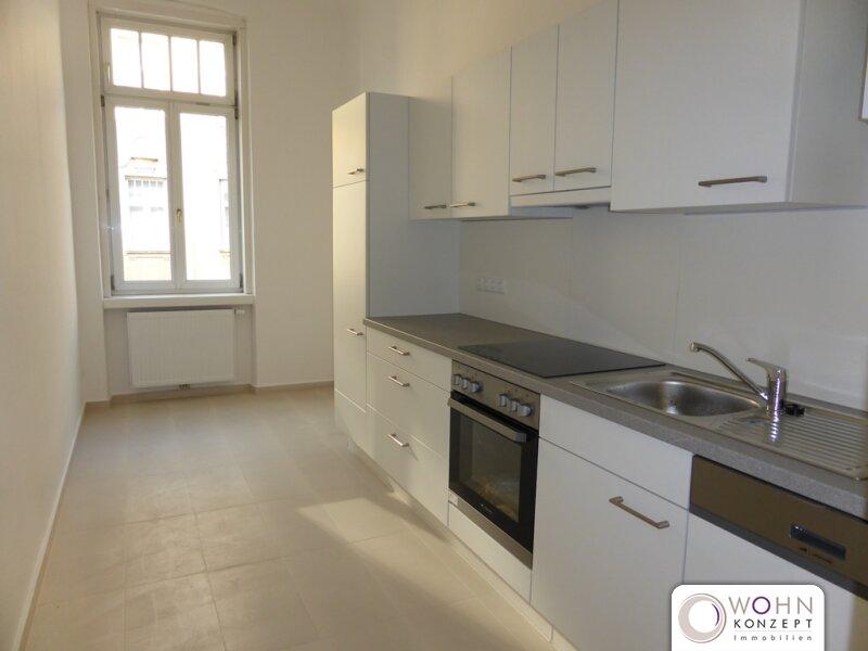 Klassischer 125m² Stilaltbau mit Einbauküche in unbefristeter Hauptmiete - 1030 Wien /  / 1030Wien / Bild 9