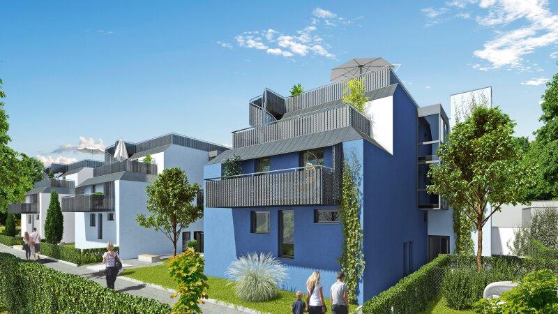 Familien-Maisonette mit Eigengarten, Terrasse, Balkon /  / 1220Wien / Bild 0