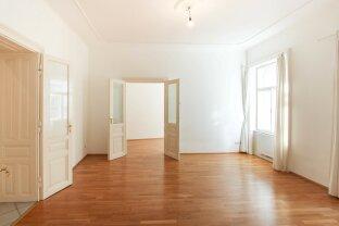 Traumhafte 4-Zimmer Altbauwohnung unbefristet