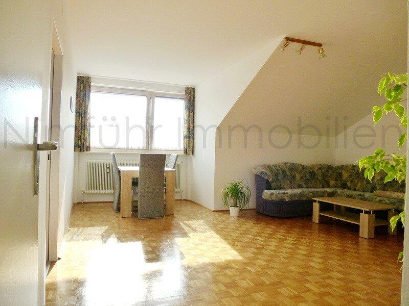 Sonnige 3 Zimmer-Wohnung mit schönem Ausblick