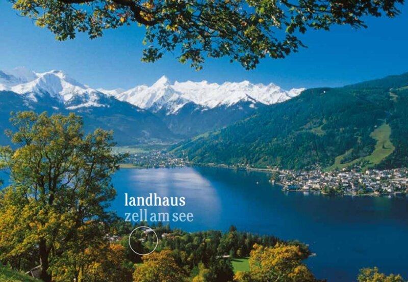 Landhaus Bezirk Zell am See