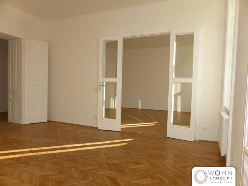Klassischer 125m² Stilaltbau mit Einbauküche in unbefristeter Hauptmiete - 1030 Wien /  / 1030Wien / Bild 4
