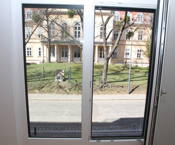 6,65 m² BALKON + 2 französ. Balkone, 38m²-Wohnküche + Schlafzimmer, Obersteinergasse 19 /  / 1190Wien / Bild 8