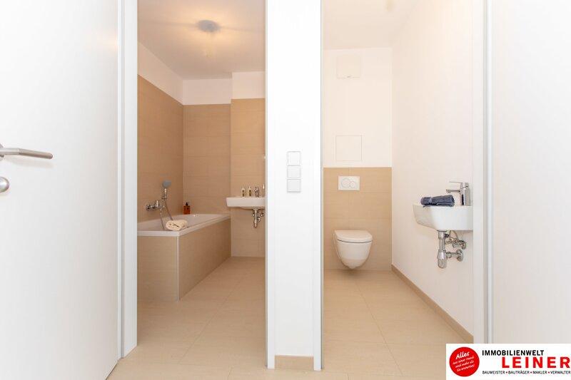 *UNBEFRISTET* Schwechat - 2 Zimmer Mietwohnung im Erstbezug mit großer Terrasse und Loggia Objekt_9406 Bild_476