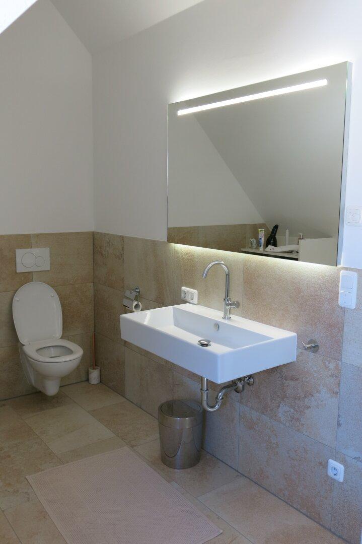 Maisonette Kufstein, Bad, WC