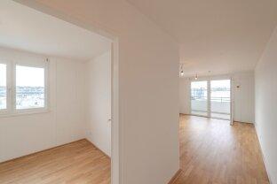 Gemütlich & modern: 3 Zimmer Erstbezugswohnung mit Loggia im Q11!