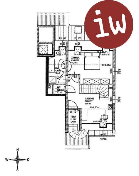 Luxus-Dachgeschosswohnung in Grünruhelage Objekt_635 Bild_92
