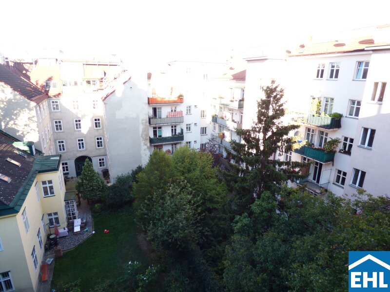 Sehr helle 3 Zimmer Wohnung mit Balkon in direkter Nähe zum Modenapark I Embassy Park: Light-flooded 3-room-apartment with balcony and immediate vicinity of the Modenapark /  / 1030Wien / Bild 2