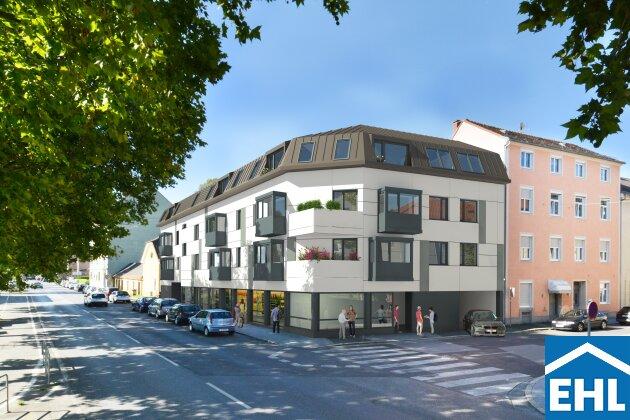 Vorsorgen in Graz: optimale Grundrisse in guter Lage