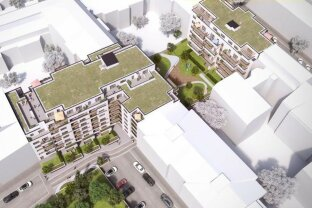 Exklusive Eigentumswohnung mit viel Grünanlagen!