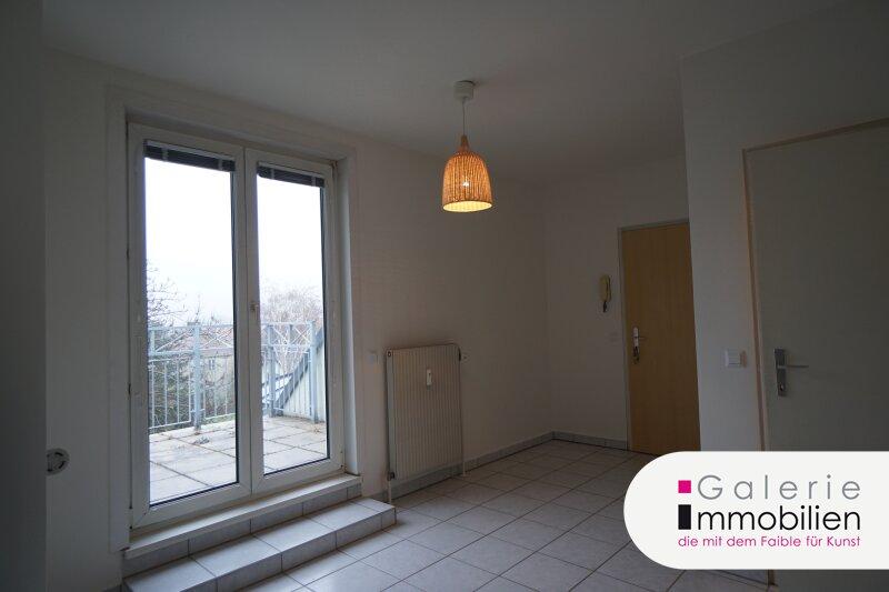 Blick auf Kahlenberg und Bisamberg - Terrassenwohnung im Neubau Objekt_29159 Bild_420