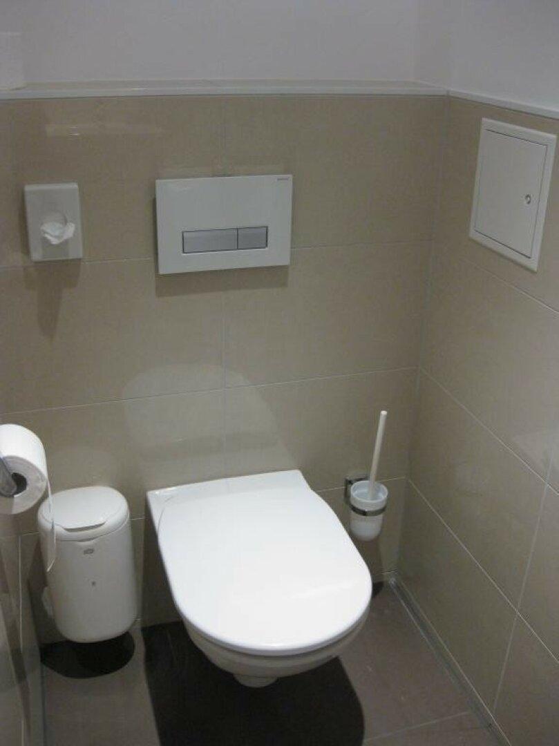 2 moderne Sanitärgruppen