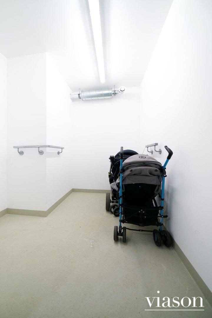 Kinderwagenraum