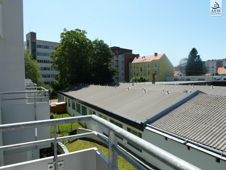 Balkon/Aussicht