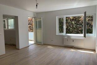 Neusanierte Wohnung in Hietzinger Grün-Ruhelage beim Roten Berg