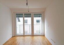 Single Wohnung mit Loggia in einem schönen Neubau, Nähe Parkanlagen