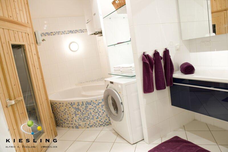 voll möblierte Wohlfühlfamilienwohnung in guter Lage mit eigenem Spa Bereich in der Wohnung (Sauna)! /  / 1130Wien / Bild 1