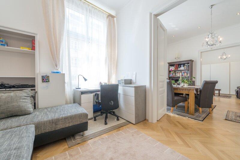 ++NEU++ 4-Zimmer Altbauwohnung, hochwertig saniert, sehr gute, ruhige Lage! /  / 1030Wien / Bild 6