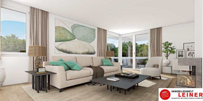 Villa Central - geräumige 4 Zimmerwohnung mit einzigartig großer Terrasse. ACHTUNG! KAUFANBOT LIEGT VOR! Objekt_8441