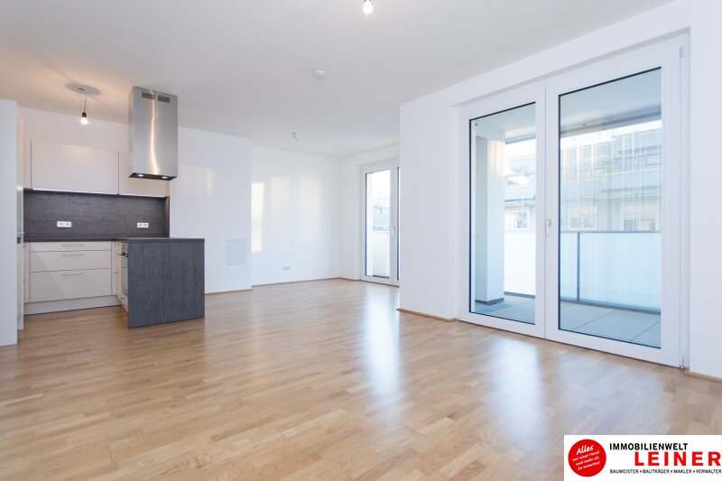 *UNBEFRISTET*70 m² Mietwohnung Schwechat - 3 Zimmer mit 18 m² großer Loggia im Erstbezug  am Alanovaplatz 2 Objekt_8708