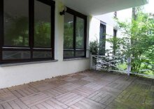 VERMIETET - Terrassenwohnung für Ruheliebhaber