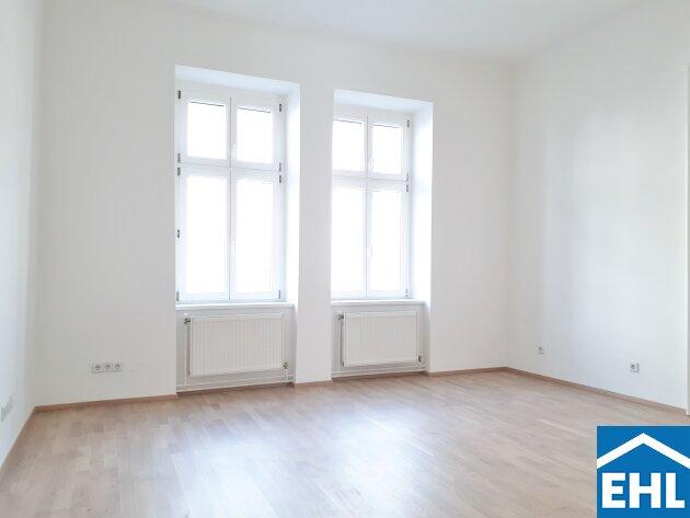 Attraktive 3 Zimmer-Altbauwohnung nahe dem Wettsteinpark