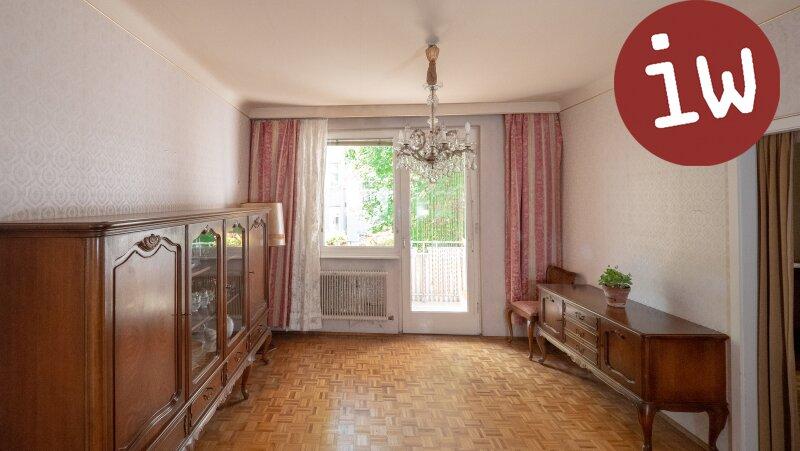 Sonnige Ruhelage: 3 - 4 Zimmer Eigentumswohnung mit Loggia in Top Lage Objekt_633 Bild_112