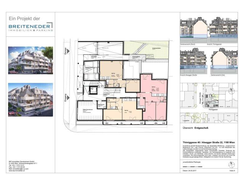 Thimiggasse 40 - Moderne Apartments in ruhiger Grünlage in Wien Gersthof /  / 1180Wien / Bild 4