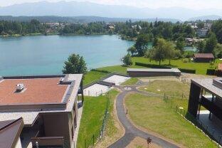 Neubauwohnung direkt am See - Villach