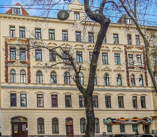 Foto von NEU +++ KERNSANIERT: 3 Zimmer Altbau-Wohnung mit BALKON, nähe Campus WU und U2 Prater Messe, 1020 Wien! +++