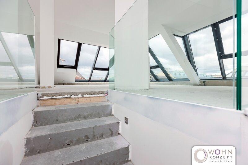 DACHERSTBEZUG - EXKLUSIVES PENTHOUSE - lichtdurchflutet mit Terrasse auf 167m² in 1070 Wien /  / 1070Wien / Bild 2