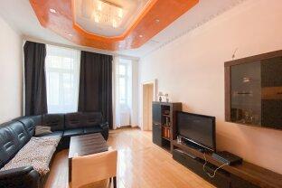Möblierte 2 Zimmer Mietwohnung im Fasanviertel, Nähe Schweizer Garten!