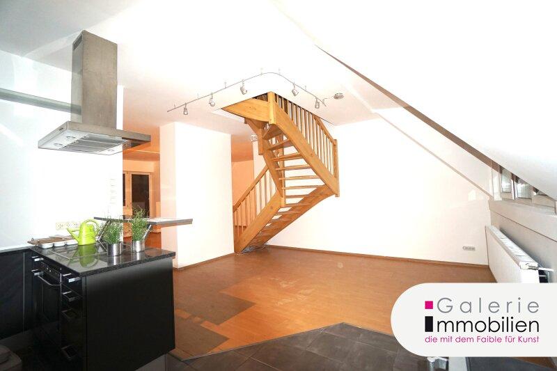 Sonnige Maisonette mit Terrasse und Balkon - Martinstraße Objekt_29489