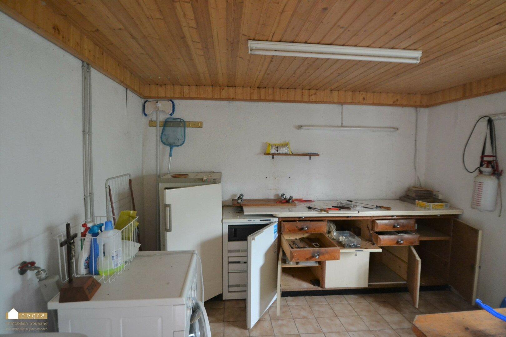 Werkstätte Nebengebäude