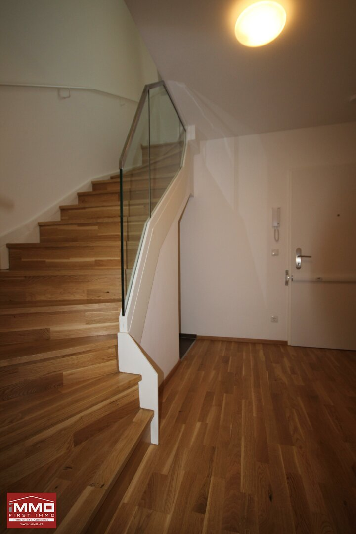 Anteroom with stairs to the second floor