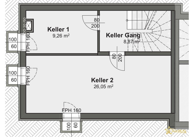 HAUS 2 Keller