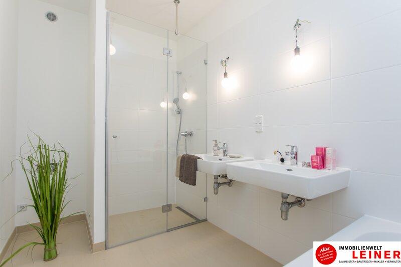 Provisionsfreie Mietwohnung - 2 Zimmer mit Loggia & Balkon - Niedrigenergiehaus - Neubau Objekt_13149 Bild_154