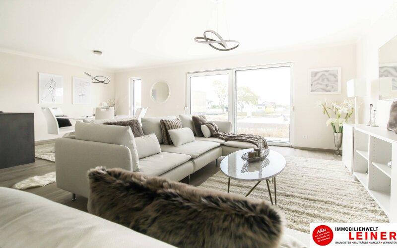 Ein Traum in weiß! Einfamilienhäuser in Margarethen am Moos auf 99 Jahre Baurecht/Wohnungseigentum: Kaufen Sie JETZT, bevor die Immobilienpreise noch weitersteigen Objekt_13333