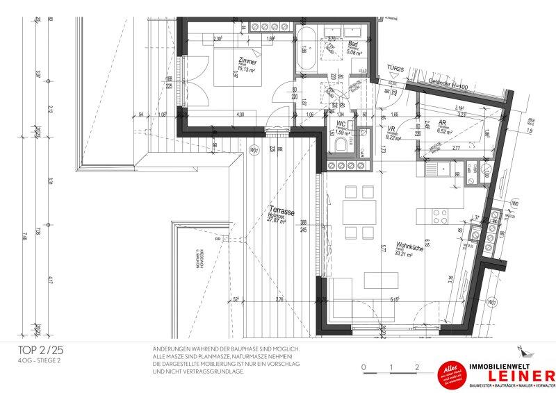 Penthouse Eigentumswohnung am Alanovaplatz in Schwechat an der Grenze zu Wien Objekt_13905 Bild_181