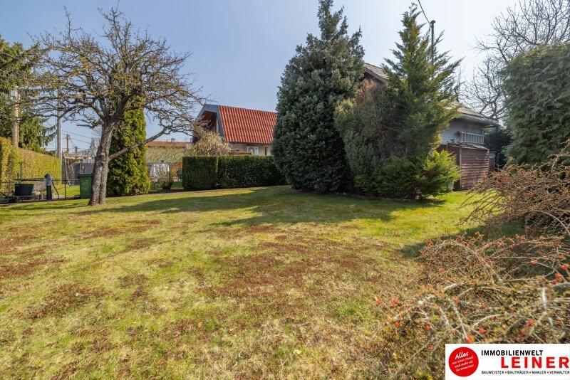 EINMALIGE GELEGENHEIT: Baugrundstück nur 2 Minuten Fußweg von der Alten Donau entfernt Objekt_14079