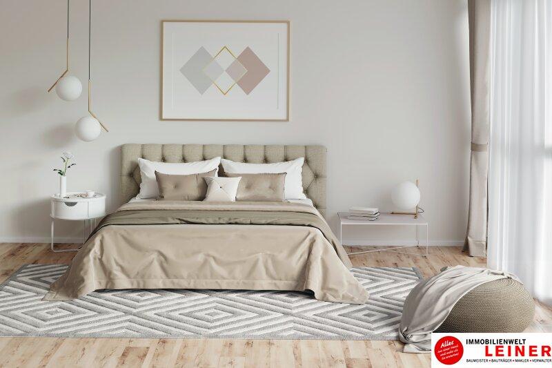 Familienpackung - 3 helle, moderne Zimmer mit Balkon & Loggia - Provisionsfrei - Erstbezug 1110 Objekt_13303
