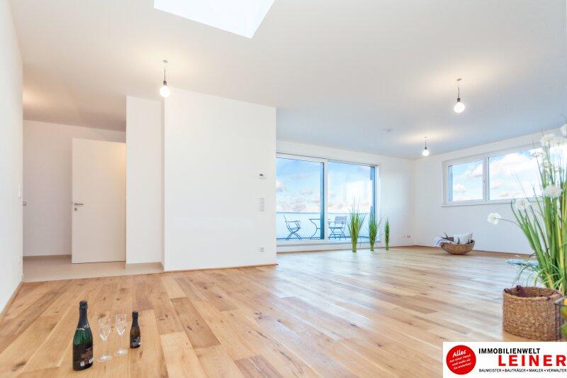 Modern & zentral mit Blick auf den Felmayergarten - Provisionsfreie Mietwohnung - Terrasse - 2 Zimmer - Erstbezug Objekt_13834 Bild_76
