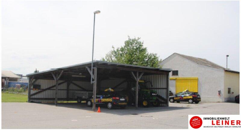 Einzigartiges Betriebsgrundstück in Bruck/Leitha mit Büro, Lager & nahe gelegener Autobahnanschlussstelle Objekt_13204 Bild_231
