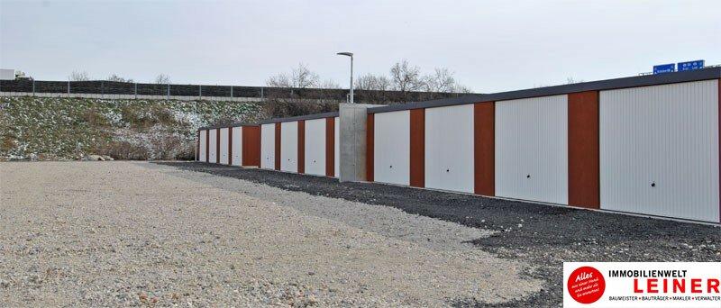 Schwechat - Garagenboxen zu mieten - Einfahrt: 2,30 m hoch und 2,86 m breit Objekt_12855