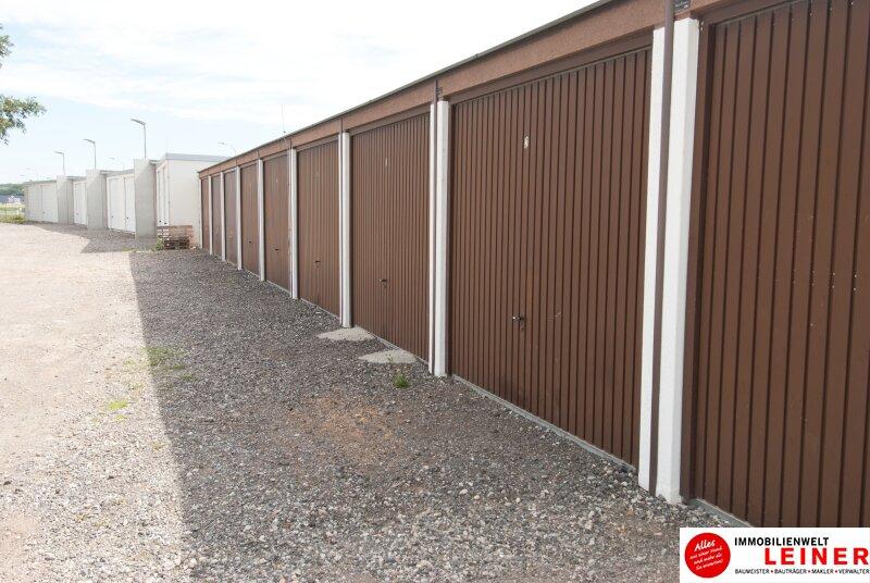 Margarethen am Moos: günstige Garagenbox sofort zu mieten - ideales Lager! Objekt_13060