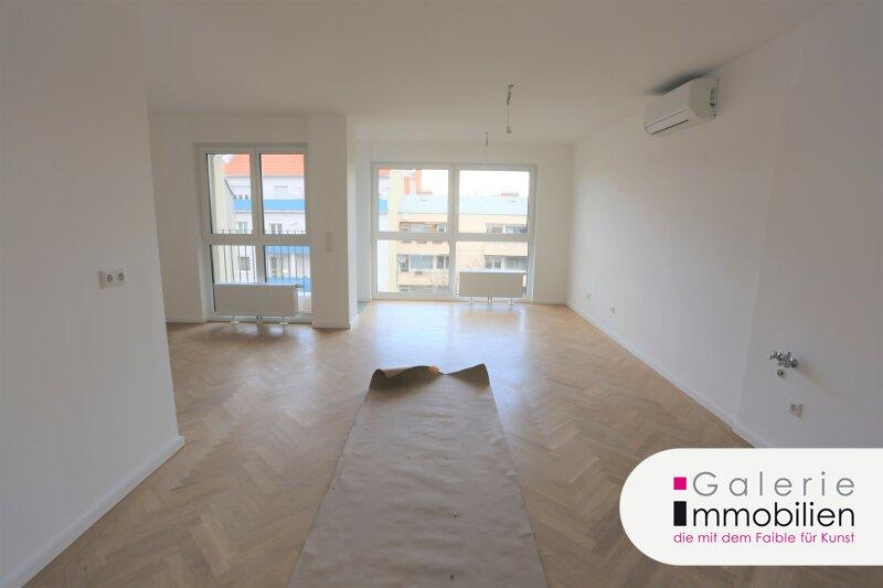Toplage - Gartenseitige DG-Wohnung mit Loggia und Grünblick in generalsaniertem Gründerzeithaus Objekt_34451