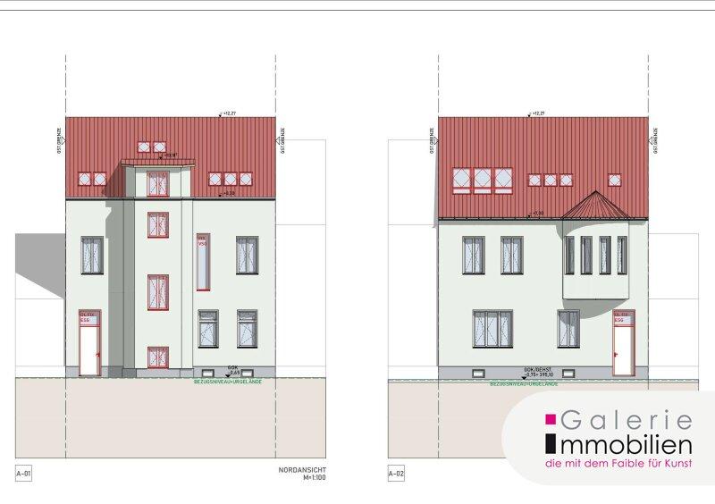 Herzige 1-Zimmer-Wohnung mit Erker und Küche inkl. Garten und Parkplatz Objekt_34130 Bild_341